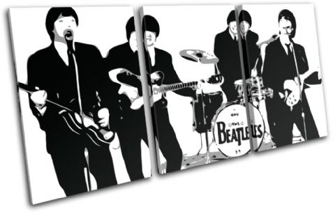 The Beatles Iconic Celebrities - 13-1907(00B)-TR21-LO